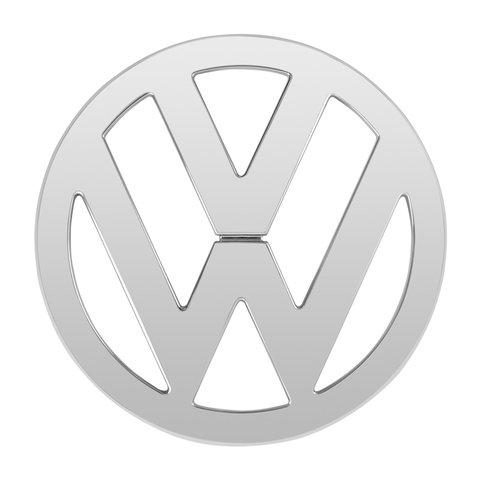 Камера заднего вида для Volkswagen (в логотип) Превью 2