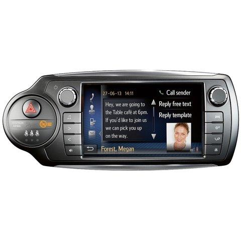 Видеокабель для мониторов Toyota Touch 2 / Entune / Link Превью 7