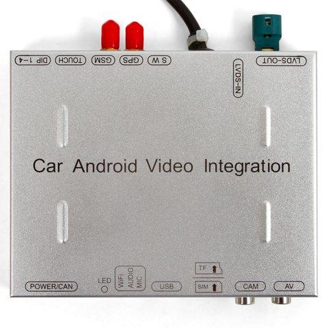 Навигационная система на Android для Mazda Прев'ю 1
