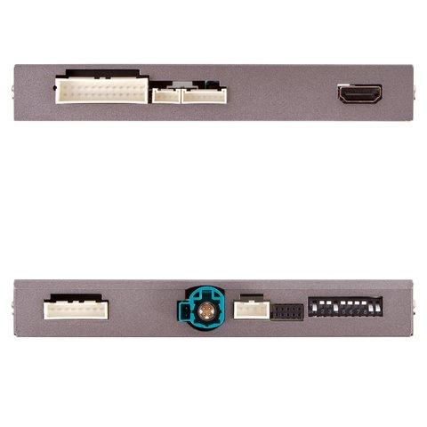 Адаптер подключения камеры переднего вида для BMW с системой CIC- HIGH(NBT) Прев'ю 2
