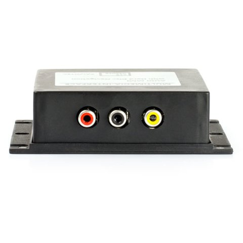MOST Video Interface for Audi A4, A5, A6, Q5, Q7 3G MMI (BOS-MI024) Preview 2