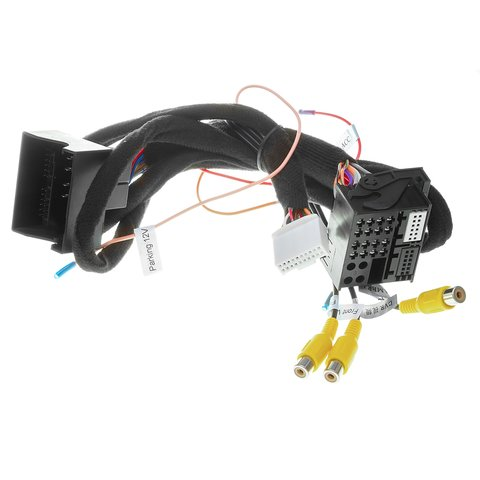 Front and Rear View Camera Connection Adapter for BMW with NBT EVO System Preview 2