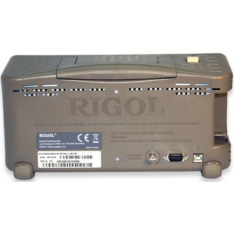 Цифровий осцилограф RIGOL DS1202CA Прев'ю 1