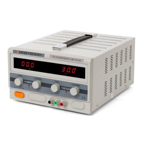 Регулируемый блок питания Masteram MR3010E - Просмотр 2