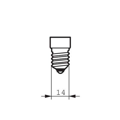 LED-лампа Philips CorePro Luster, WW (теплий білий) , Е14, 4 Вт, 250 лм Прев'ю 2