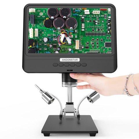 Цифровий мікроскоп з дисплеєм Andonstar AD208 Прев'ю 2