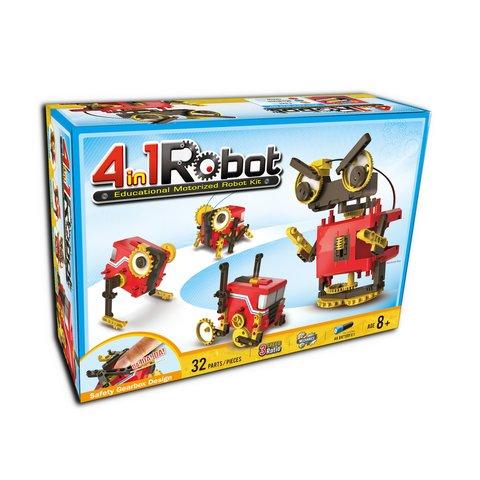 Робот 4 в 1, конструктор CIC 21-891