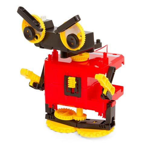 Робот 4 в 1, STEAM-конструктор CIC 21-891 - /*Photo|product*/