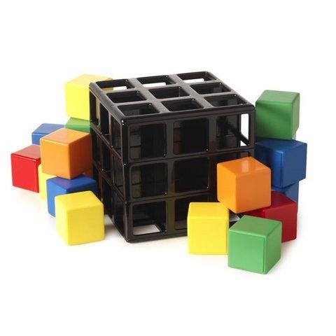 Головоломка Кубик Рубика Rubik's Cage: Три в ряд Превью 3