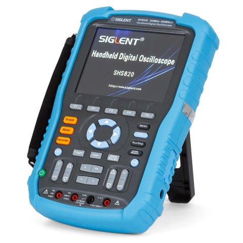 Handheld Digital Oscilloscope SIGLENT SHS820 Preview 1